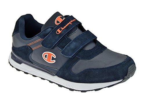 Champion , Chaussures de ville à lacets pour garçon Bleu - Blu