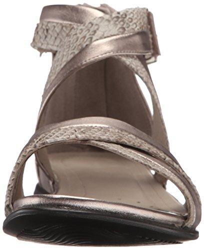 Ecco Ecco Touch Sandal, Sandales Bride cheville femme Beige - Beige (MOON ROCK/MOON ROCK59770)