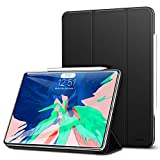 ESR Coque Smart Cover Magnétique pour iPad Pro 11 2018 Tout Ecran avec Support Multi-Angle, Fermeture Magnétique [Compatible avec Apple Pencil] pour Nouvel iPad Pro 2018 11 Pouces (Noir)
