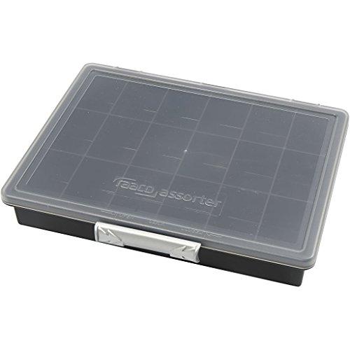 Boîte de rangement, Lxlxh 24x19,5x4,3 cm, 1 pièce