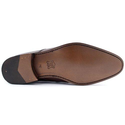Exclusif Paris Olson, Chaussures homme Bottines homme Marron