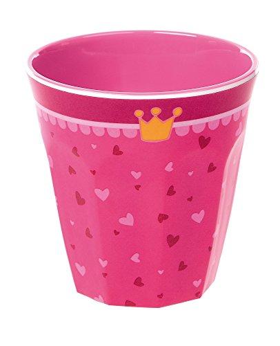 sigikid, Mädchen, Melamin-Trinkbecher, Pinky Queeny, Pink, 24770