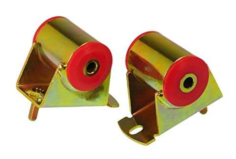 Prothane 1-502 Red 6 Cylinder Motor Mount Kit for Jeep YJ and TJ by Prothane