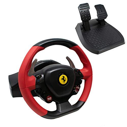 I-CHOOSE LIMITED Ferrari 458 Spider Volante da Gioco per Xbox One/Thrustmaster