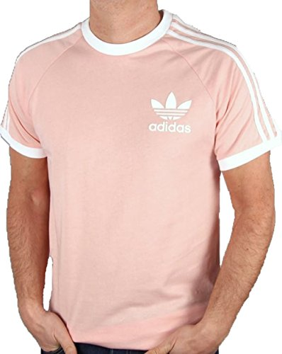adidas Men's Crew Neck California T Shirt - 5 colours