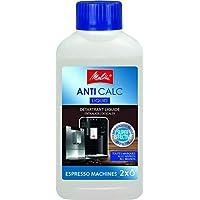 Melitta 204663 Anti Calc Flüssigentkalker   geeignet für alle Kaffeevollautomaten und Espressomaschinen   Besonders einfach und gründlich   250 ml