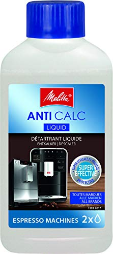 Melitta Liquid Descaler, For Automatic Coffee Machines, Capsules and Pods, 250 ml thumbnail