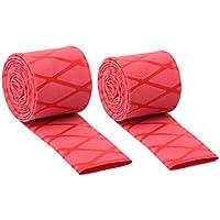 B Baosity 2X Tubo de Envoltura de Calor Wrapping para Paletas Cañas Bandeja de Aparejo