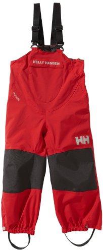 Helly Hansen Kinder Hose Shelter Bib, rot, 2, 41039_162 (Mädchen Hose Bib)