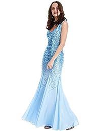 5e759673b0 Amazon.co.uk: Goddiva - Dresses / Women: Clothing
