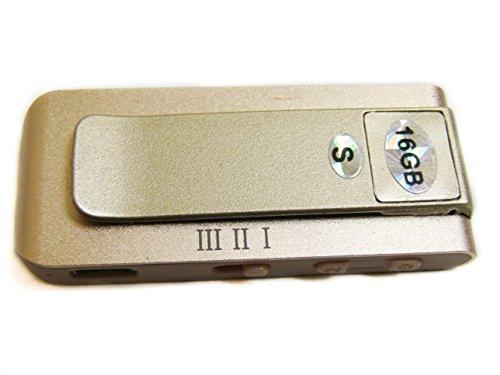 sellgal-tec ® Hochwertiges und unauffälliges Diktiergerät/Voicerecorder im USB-Stick Format
