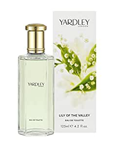 Lily of The Valley by Yardley of London for Women Eau De Toilette Spray 4.2 Ounce