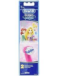 Oral-B EB Stages Power - Cabezales de recambio para cepillo de dientes eléctrico,