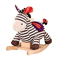 B. Toys B.Toys BX1642Z Rocking Chair Zebra Horse, Colour