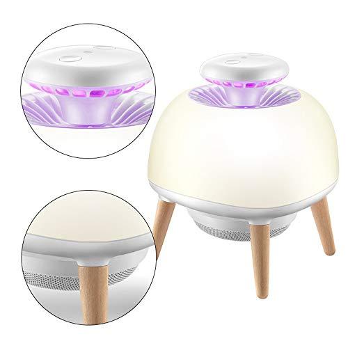 FHYER Mückenschutz Elektrische Fliegenklatsche Fliegenfalle Insektenvernichter Mückenfalle Insektenkiller insektenvernichter mückenstich Licht intelligente Lichtsteuerung führte nach Hause