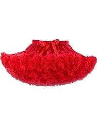 Keamallltd Ragazze Tutu Gonna Abbigliamento Tutu Gonna Fluffy Tutu Balletto  Danza Principessa Party Gonne Gonne Massicce d18a306d4c0