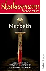 Shakespeare Made Easy - Macbeth by Alan Durband (1984-12-01)