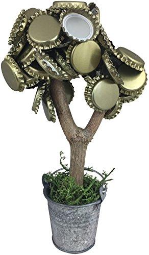 Kronkorken Magnetbaum - Perfektes Geschenk zum Vatertag
