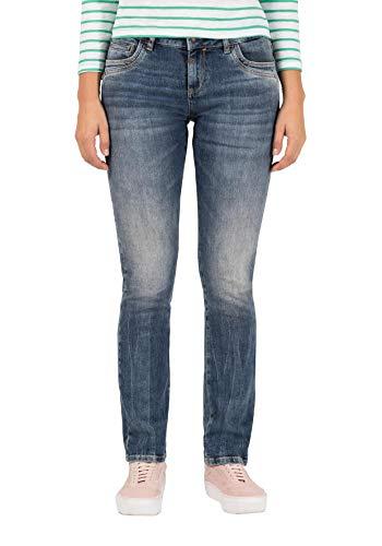 Timezone Slim Tahilatz Jeans Straight Donna