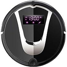 LIBINA - Aspiradora Robot Inteligente Aspirador inalámbrico Aspirador automático del hogar Fregona de Barrido de succión