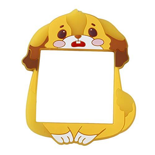 h Sticker Tier Lichtschalter Aufkleber Cover Glow in The Dark Light Button Aufkleber für Schlafzimmer Home DIY, Hund Form ()