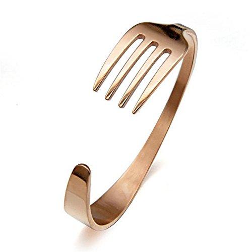 Armband–vergoldet rosa–für Damen und Herren (Damen-armband Cartier)