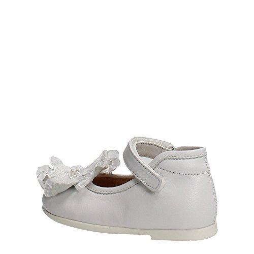 Florens W4118 Ballerines Fille Blanc