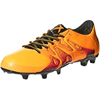 Adidas X 15.3 FG/AG, Chaussures de Football Homme