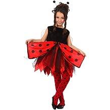 Atosa - 12194 - Disfraz - Disfraz De Mariquita chica - Tamaño 2