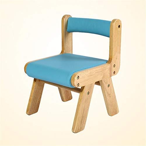 Golden_flower Stuhl Hocker Bank Schreibstühle Holz Lernstühle Kleine Stühle Lounge Chairs Haushaltsstühle aus Holz, e