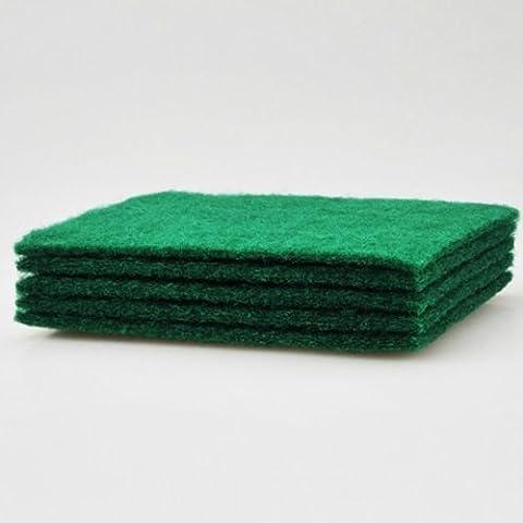 aliciashouse cinque onchip Scouring Pad panno di pulizia Rag spazzola