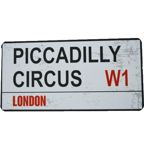 londres-calle-nombre-placas-de-pared-baker-street-de-oxford-street-covent-garden-piccadilly-circus-p
