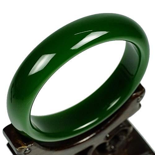 Zhiming Jade-Spinat grüne Armreif Jade Armband