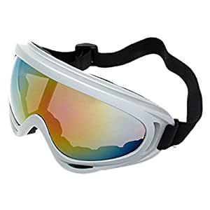 Coloured Coated Lens Glasses UV400 Protection Goggles