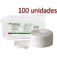 TOALLITAS DE CELULOSA-100 UNIDADES- 12 CAPAS-PROFESSIONAL
