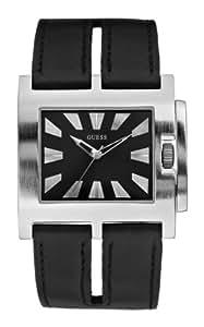 Guess - Guess Trend W10179G1 - Montre Homme - Quartz - Bracelet Acier Inoxydable Noir