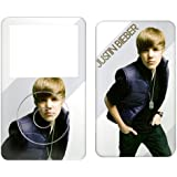 MusicSkins Sticker de protection pour iPod classique 80/120/160 Go Motif Justin Bieber My World 2.0
