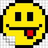 Coloriage Pixels 16x16