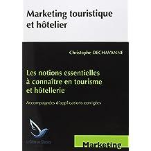 Marketing touristique et hôtelier
