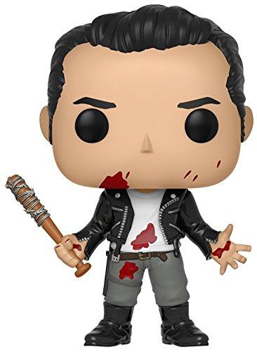 POP The Walking Dead Bloody Negan Vinyl Figure