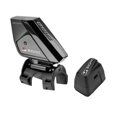 Sigma Sport Zubehör Trittfrequenz Sender Komplett Kit Sts Set, schwarz, 10 x 6 x 4 cm Sender Kit