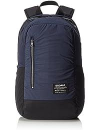 Ecoalf Makalu Backpack, Mochila Unisex Adulto, Azul (Deep Navy), 18x45x27 cm (W x H x L)