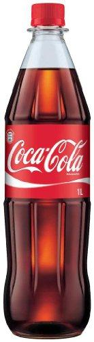 Nostalgic Art Coca-Cola - 1 Liter inkl. Pfand
