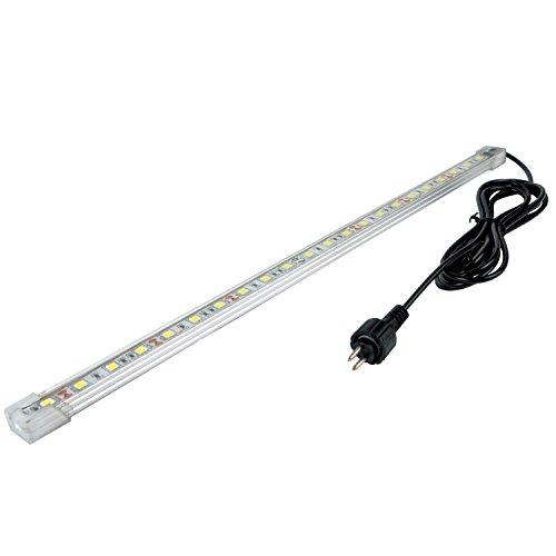 Köhko 30 CM Barre d'éclairage LED étanche pour Cascade Alberta (15-150 CM) WF30-LED