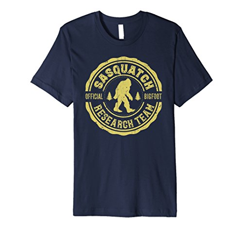 Finden Sasquatch Bigfoot Research Team Shirt Squatchin Gone