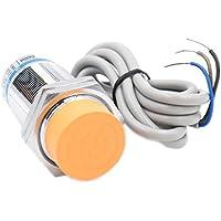 Heschen Induktive Näherungsschalter mit Sensor LJ30A3-15-Z/BY, Detektor 15mm, 6 - 36VDC, 300mA, PNP NO (normalerweise offen), 3Draht