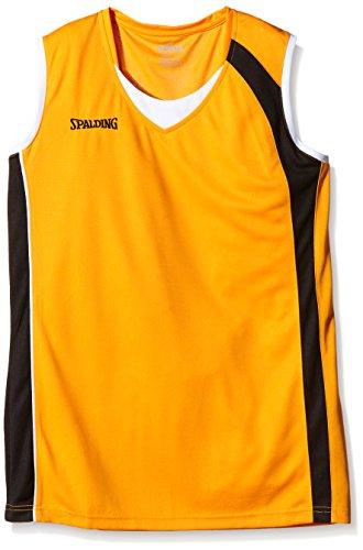 Spalding Damen Tanktop 4Her, gelb/schwarz/weiß, XXXL, 301244405