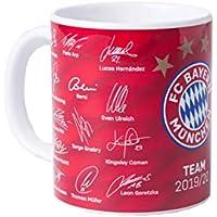 FC Bayern München Tasse Signature 2018/19