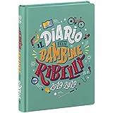 Diario 12 mesi standard datato bambine ribelli 2019/2020