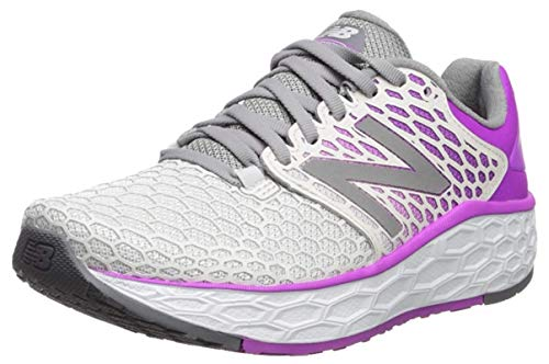 New Balance Damen Fresh Foam Vongo v3 Laufschuhe, Weiß (Summer Fog/Voltage Violet Gv3), 41.5 EU